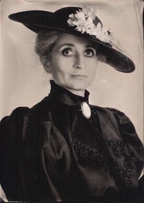Eva mentaliste 1900